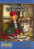 【中古】ボードゲーム ハンザ・テウトニカ (Hansa Teutonica)