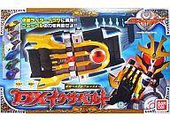 【中古】おもちゃ 変身ベルト&フエッスル DXイクサベルト 「仮面ライダーキバ」