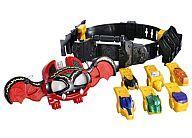 【中古】おもちゃ 変身ベルト&フエッスル DXダークキバットベルト 「仮面ライダーキバ」