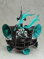 【中古】フィギュア 初音ミク 恋は戦争ver.DX 「キャラクター・ボーカル・シリーズ01 初音ミク」 塗装済み完成品