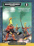 【中古】ミニチュアゲーム エルダー ファイア・ドラゴン 「ウォーハンマー40.000/エルダー」 (Eldar Fire Dragons) [46-46]