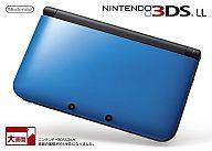 【中古】ニンテンドー3DSハード ニンテンドー3DSLL本体 ブルー×ブラック