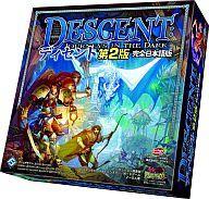 【中古】ボードゲーム ディセント 第2版 完全日本語版 (Descent: Journeys in the Dark Second Edition)