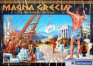 【中古】ボードゲーム マグナ・グレキア (Magna Grecia)