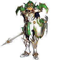 【中古】フィギュア 天空の鎧&勇者 「ドラゴンクエスト」 伝説の鎧リターンズ~天空の装備編~