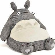 【新品】生活雑貨(キャラクター) トトロ シングルソファー 「となりのトトロ」