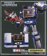 【中古】おもちゃ MP-13 サウンドウェーブ 「トランスフォーマー マスターピース」