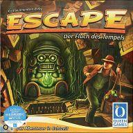【中古】ボードゲーム エスケープ (Escape: The Curse of the Temple)