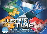 【エントリーでポイント10倍!(12月スーパーSALE限定)】【中古】ボードゲーム ジャストインタイム (Just in time) [日本語訳付き]
