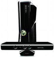 【中古】XBOX360ハード Xbox360本体(250GB) + Kinect リキッドブラック