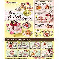 【中古】食玩 トレーディングフィギュア 全8種セット ぷちサンプルシリーズ 愛しのうっとりスイーツ
