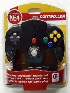 中古 希少 N64ハード N64 CONTROLLER 05786-BK BLACK