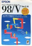 【中古】Windows95/98 DVDソフト エプソン プラットフォーム・エミュレータ 98/V Ver.2.10