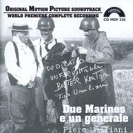 【中古】輸入映画サントラCD 「Due Marines e un generale」 ORIGINAL MOTION PICTURE SOUNDTRACK[輸入盤]