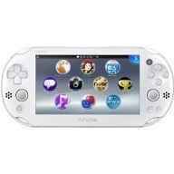 【中古】PSVITAハード PlayStaiton Vita本体 Wi-Fiモデル ホワイト[PCH-2000]