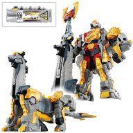 【中古】おもちゃ 超カミツキ変形 DXギガントブラギオー 「獣電戦隊キョウリュウジャー」