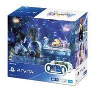【中古】PSVITAハード PlayStation Vita本体 ファイナルファンタジー X/X-2 HD Remaster RESOLUTION BOX