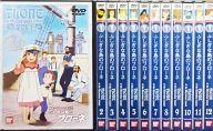 【中古】アニメDVD ふしぎな島のフローネ 単品全12巻セット