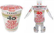 【中古】おもちゃ カップヌードルロボタイマー 「カップヌードル発売40周年記念 カップヌードルロボタイマープレゼントキャンペーン」 当選品