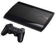 【中古】PS3ハード プレイステーション3本体 チャコール・ブラック(HDD 500GB)