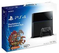 First 【中古】PS4ハード Limited Pack(HDD 500GB/CUHJ-10000) プレイステーション4本体