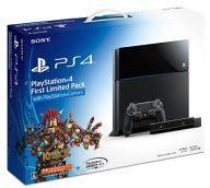 【中古】PS4ハード プレイステーション4本体 First Limited Pack with PlayStation Camera(HDD 500GB/CUHJ-10001)