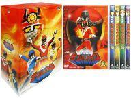 【中古】特撮DVD 太陽戦隊サンバルカン 初回生産限定版 BOX付き全5巻セット