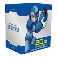 【中古】アニメ系CD 20th Anniversary ロックマンX サウンドBOX