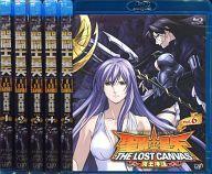 【中古】アニメBlu-ray Disc 聖闘士星矢 THE LOST CANVAS 冥王神話 初回版全6巻セット