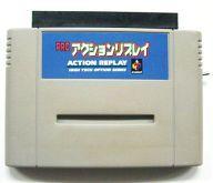【中古】スーパーファミコンハード SFCプロアクションリプレイ (箱説なし)