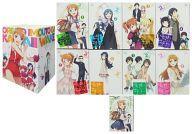 【中古】アニメBlu-ray Disc 俺の妹がこんなに可愛いわけがない。第二期 完全生産限定版 全巻購入特典BOX付全8巻セット