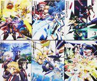 【中古】アニメBlu-ray Disc 戦姫絶唱シンフォギアG 期間限定版 全6巻セット