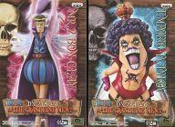 【中古】フィギュア 全2種セット 「ワンピース」 DXフィギュア~THE GRANDLINE MEN?~