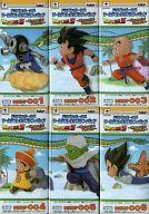 【中古】フィギュア 全6種セット 「ドラゴンボールZ」 ワールドコレクタブルフィギュア~Memorial Parade~