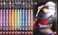 【中古】特撮DVD ウルトラマンティガ 全13巻セット