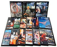 【中古】海外TVドラマDVD ジェリー・アンダーソンSF特撮DVDコレクション ジョー90 全15巻セット