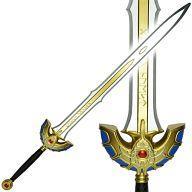 【中古】フィギュア ロトの剣 「ドラゴンクエスト」 1/1 ワールドプロップシリーズ