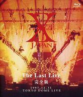 【中古】邦楽Blu-ray Disc X JAPAN / THE LAST LIVE[完全版]