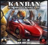【中古】ボードゲーム カンバン:自動車革命(Kanban:Automotive Revolution)
