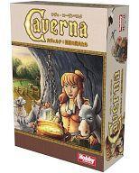 【中古】ボードゲーム カヴェルナ:洞窟の農夫たち 日本語版 (Caverna: The Cave Farmers)【タイムセール】
