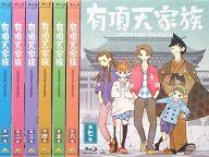 【中古】アニメBlu-ray Disc 有頂天家族 初回版 全7巻セット