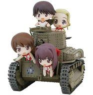 【中古】ミニカー 八九式中戦車甲型 エンディングVer. 「ガールズ&パンツァー」 ぺあどっとシリーズ [PD14]