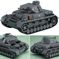 【中古】フィギュア ねんどろいどもあ IV号戦車D型 「ガールズ&パンツァー」【タイムセール】