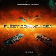 【中古】ミニチュアゲーム フリート・コマンダー(Fleet Commander)【タイムセール】
