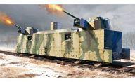 【エントリーでポイント最大19倍!(5月16日01:59まで!)】【中古】プラモデル 1/35 ソビエト軍 装甲列車編成 PL-37/軽砲貨車 [00222]