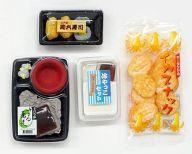 中古 新品未使用 食玩 トレーディングフィギュア ぷちサンプルシリーズ35 和食も充実 予約販売品 やっぱりコンビニ