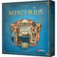 【中古】ボードゲーム メルクリウス (Mercurius)