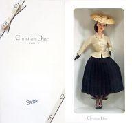 【中古】ドール Christian Dior PARIS Barbie -クリスチャン・ディオール バービー- 「Barbie -バービー-」