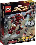 【中古】おもちゃ LEGO ハルクのバスタースマッシュ 「レゴ MARVEL スーパー・ヒーローズ」 76031