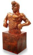 【中古】フィギュア 鷹村の胸像 WBC世界J. ミドル級王座奪取記念像 「はじめの一歩」